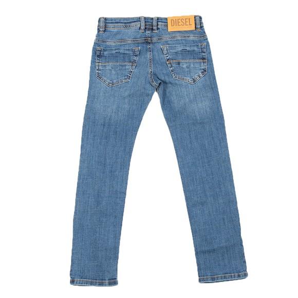 Diesel Boys Blue Thommer-J KXB9F Slim Jean