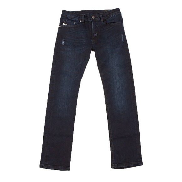 Diesel Boys Blue Waykee-J-N Straight Jean