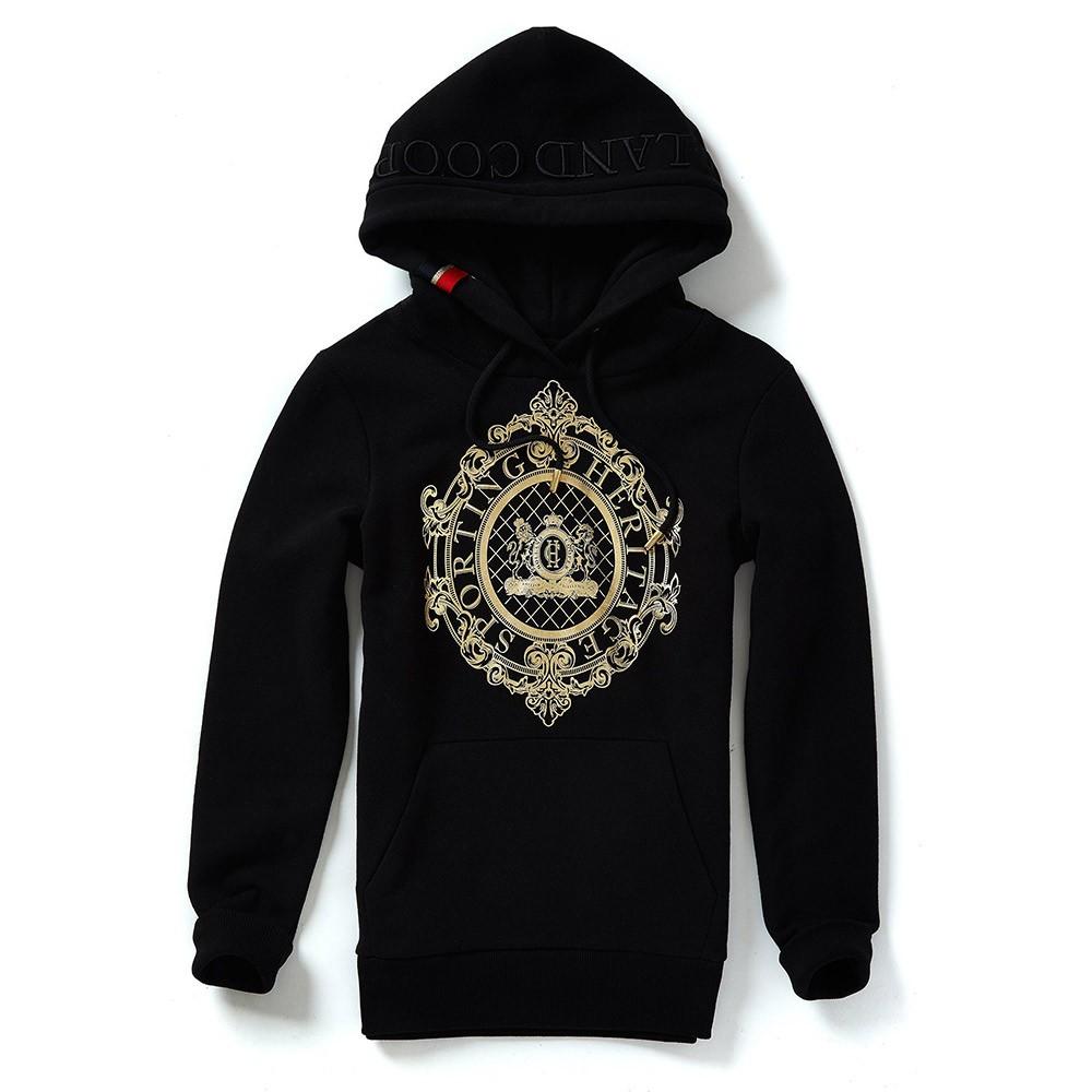 Ornate Crest Hoody main image