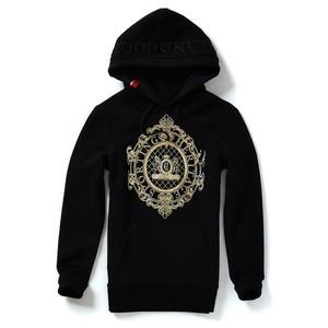 Ornate Crest Hoody