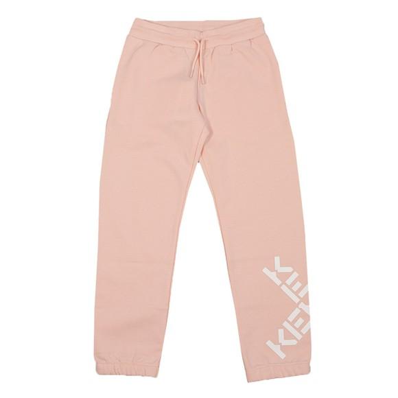Kenzo Kids Girls Pink K14056 Jogger main image