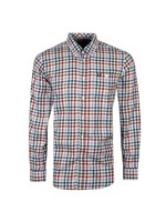 Classic Check Cotton Wool Flannel Shirt