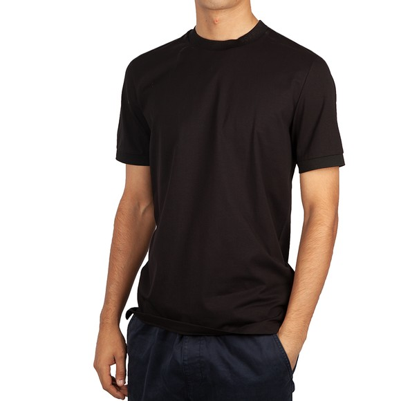 BOSS Mens Black Taber 06 T-Shirt