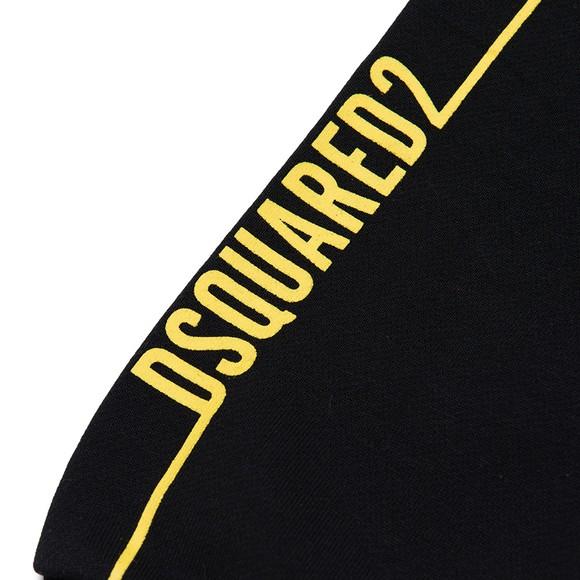 Dsquared2 Boys Black Sleeve Logo Crew Sweatshirt main image