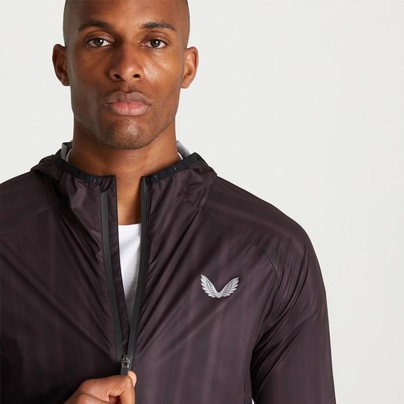 Castore Mens Black Flyweight Running Jacket main image
