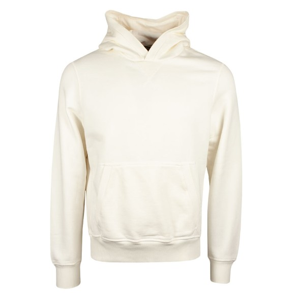 Parajumpers Mens Off-White Track Hoody