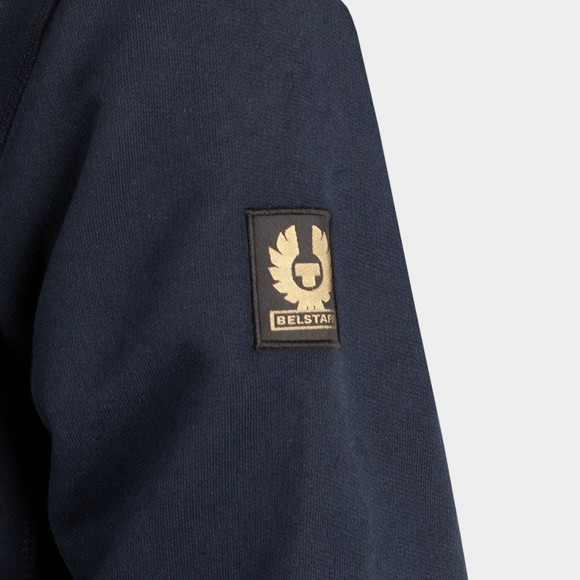 Belstaff Mens Blue Jarvis Sweatshirt main image