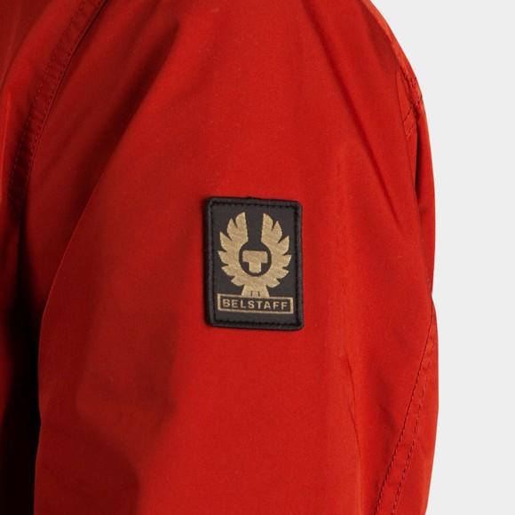 Belstaff Mens Red Wayfare Overshirt main image