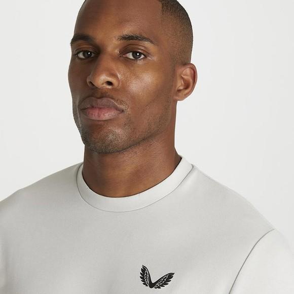 Castore Mens Grey Sweatshirt main image