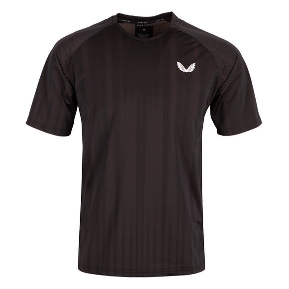 Castore Mens Black Printed T Shirt main image