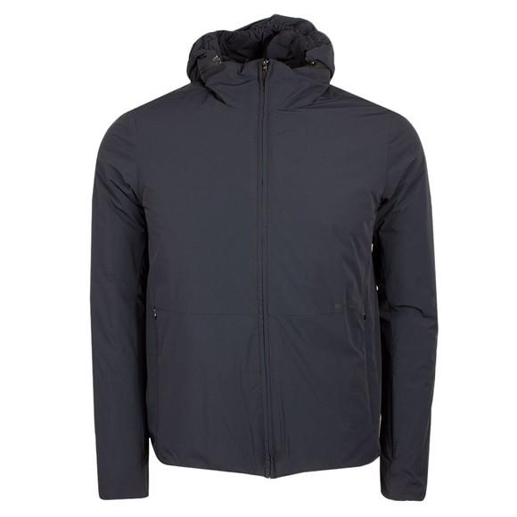 Esemplare Mens Black Ultra Light Nylon Shell Jacket