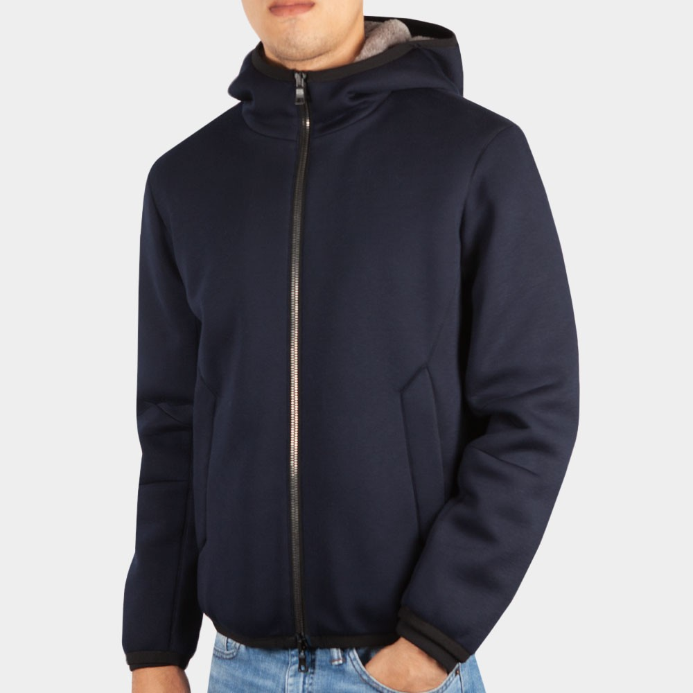 EP7665 Fur Lined Jacket main image