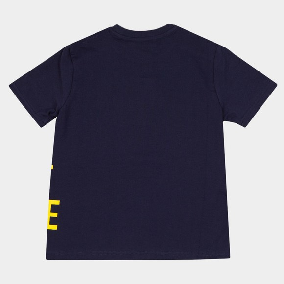 Dsquared2 Boys Blue Logo T Shirt