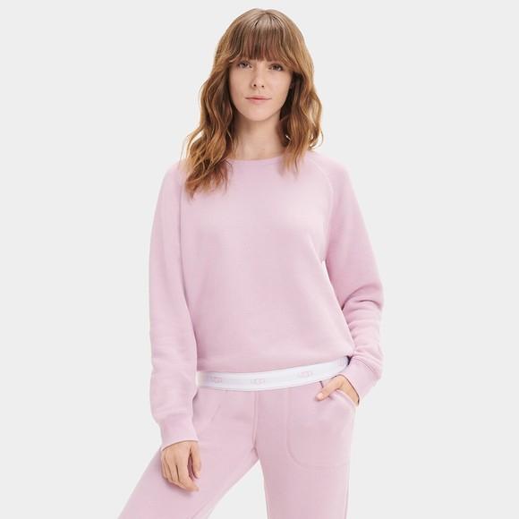 Ugg Womens Purple Nena Sweatshirt