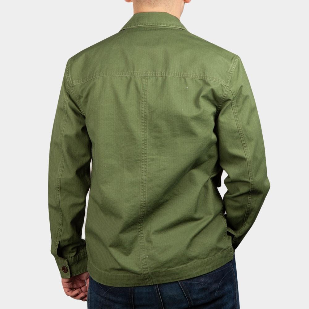 Military Overshirt main image