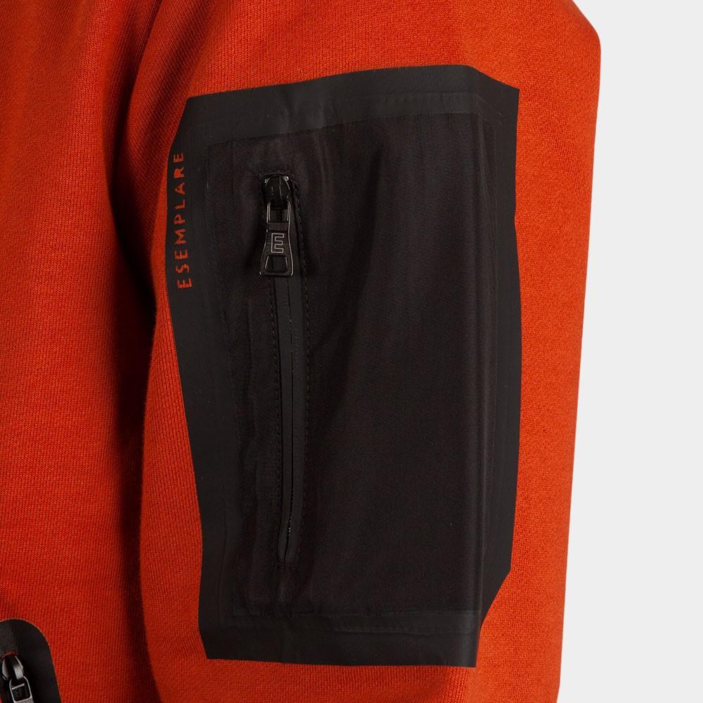 Full Zip Organic Fleece Sweatshirt main image