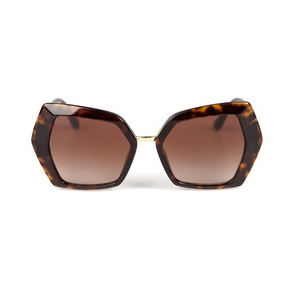 Dolce & Gabbana Womens Brown DG4377 Sunglasses