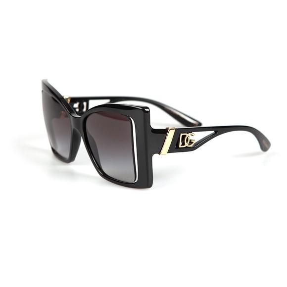 Dolce & Gabbana Womens Black DG6141 Sunglasses