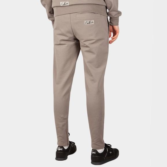 The Couture Club Mens Beige Essentials Signature Slim Joggers main image