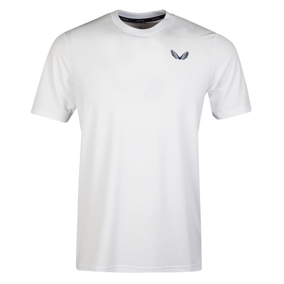 Castore Mens White 0349 T Shirt main image