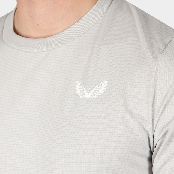 Castore Mens Grey 0349 T Shirt main image