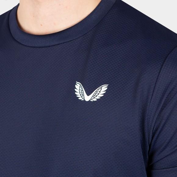 Castore Mens Blue 0349 T Shirt main image