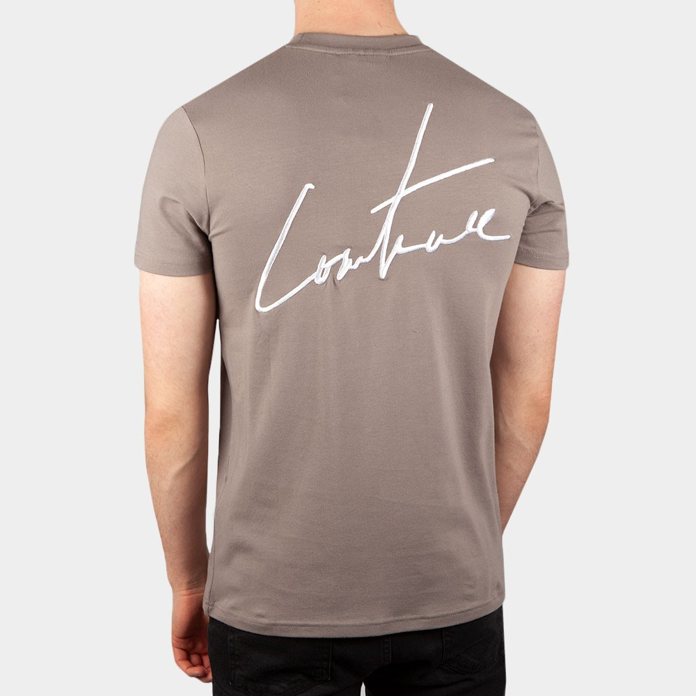 Signature Reverse Slim T-Shirt main image