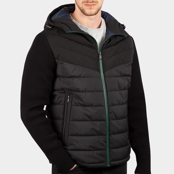 BOSS Mens Black Formal Ciesla Jacket