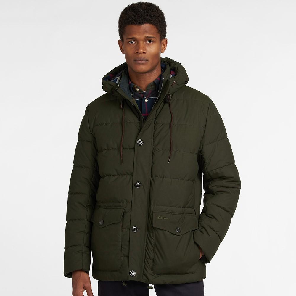 Mobury Quilt Jacket main image