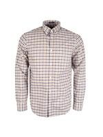 2 Colour Gingham Shirt