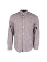 3 Colour Gingham Shirt