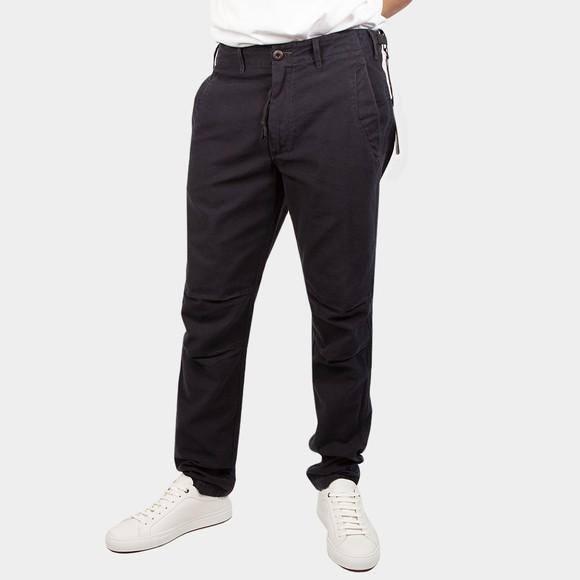 Maharishi Mens Black US Custom Trouser