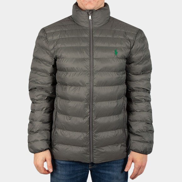 Polo Ralph Lauren Mens Grey Terra Poly Jacket