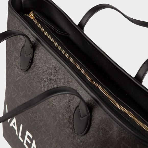 Valentino Bags Womens Black Liuto Tote Bag
