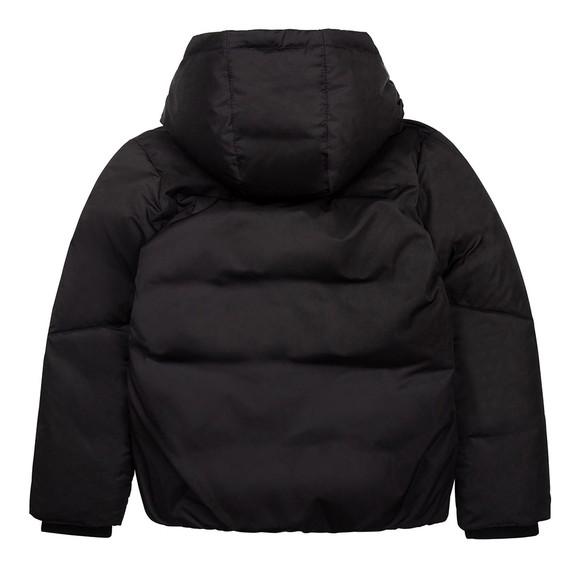 BOSS Boys Black Pixel J26460 Jacket