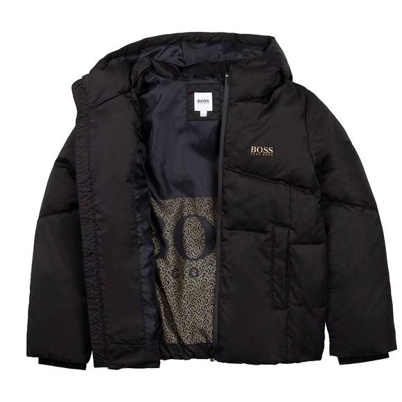 BOSS Boys Black Pixel J26460 Jacket main image