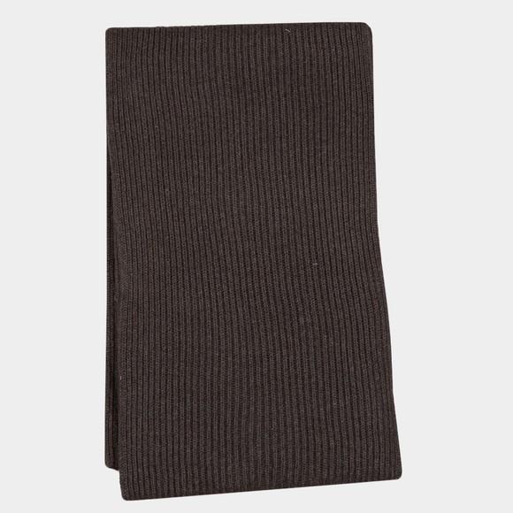Tommy Hilfiger Mens Grey Pima Cotton Scarf main image