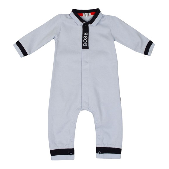 BOSS Baby Boys Blue J94296 All In One