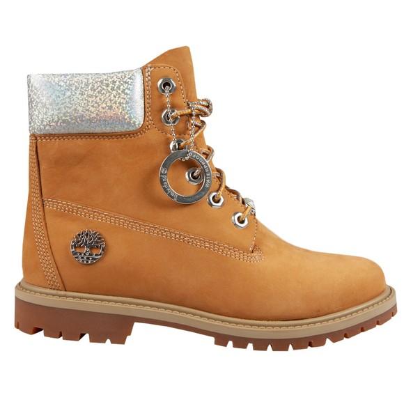 Timberland Womens Brown 6 Inch Premium Boot