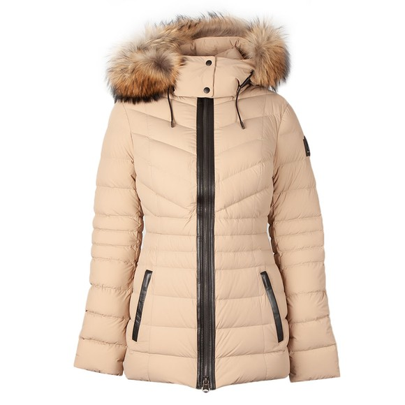 Mackage Womens Brown Patsy Down Jacket