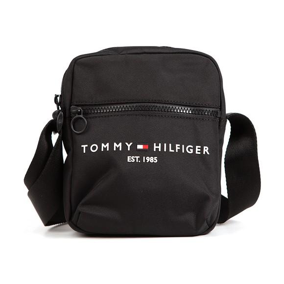 Tommy Hilfiger Mens Black Established Mini Bag