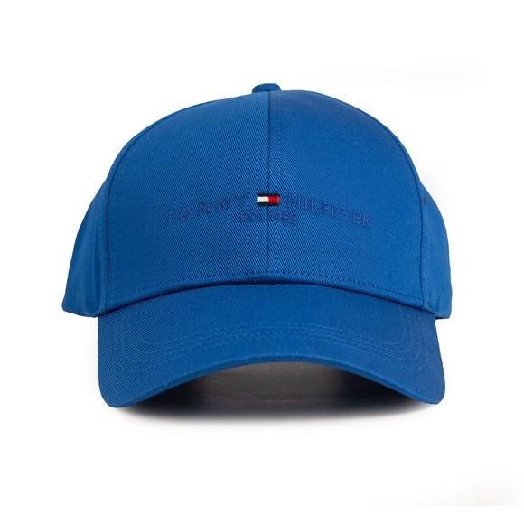 Tommy Hilfiger Mens Blue Established Cap