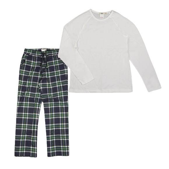 Ugg Mens Winter Navy Heather Steiner Pyjama Box Set