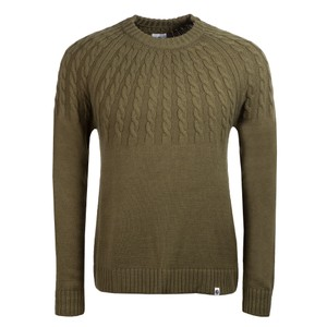 Military Knitted Jumper