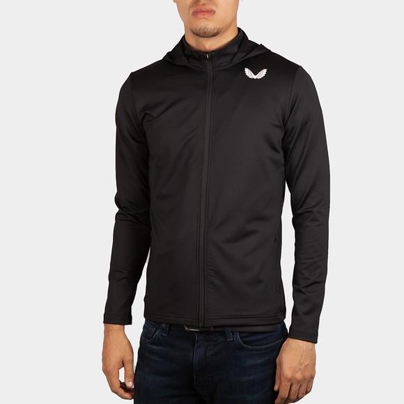 Castore Mens Black Soft Shell Jacket