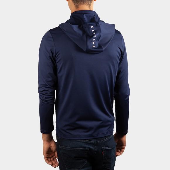 Castore Mens Blue Soft Shell Jacket main image