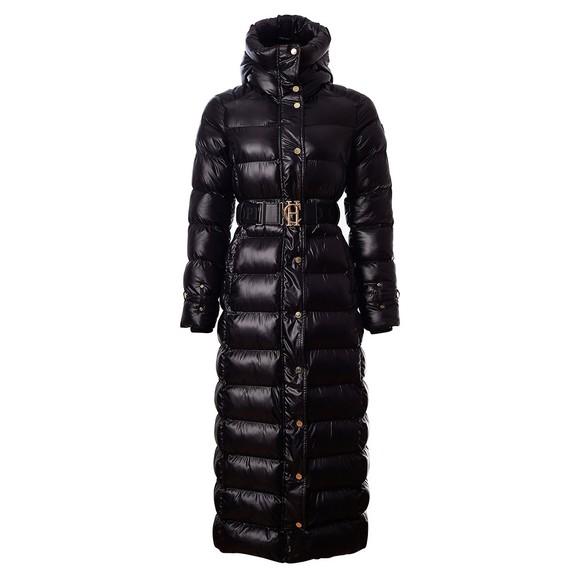 Holland Cooper Womens Black Arosa Coat