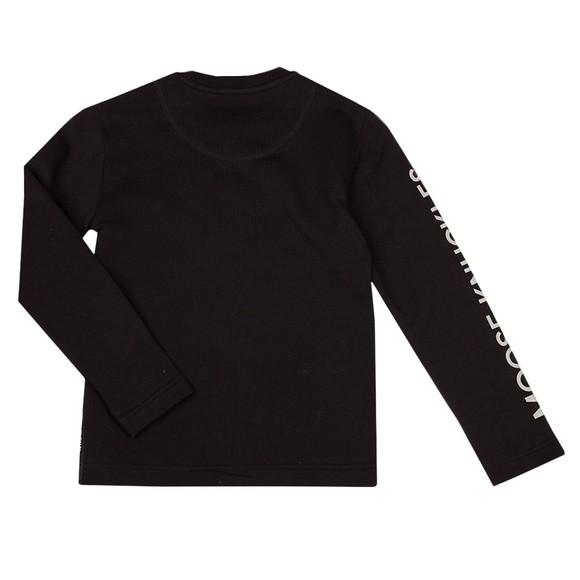Moose Knuckles Boys Black Boys Pinue Sweatshirt