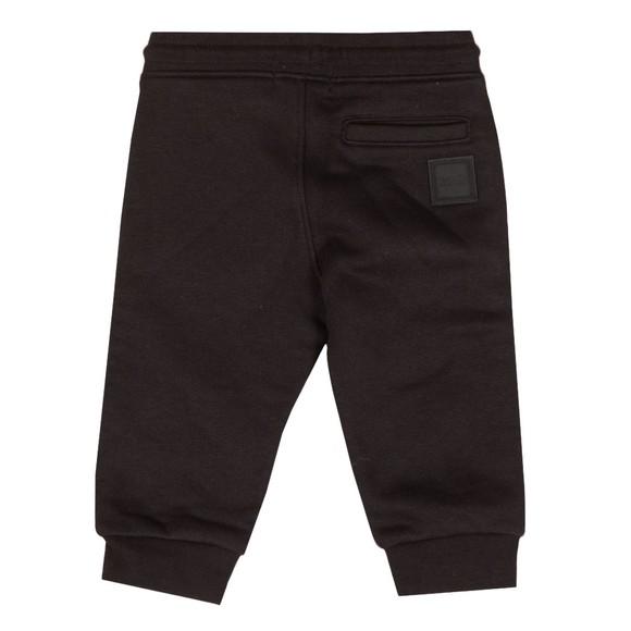 BOSS Baby Boys Black J04413 Tape Jogger