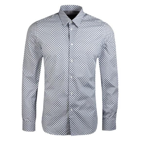 Ted Baker Mens Blue Star Shirt